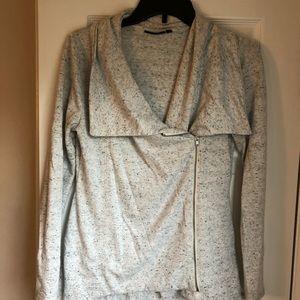 Women's jersey material jacket/cardigan